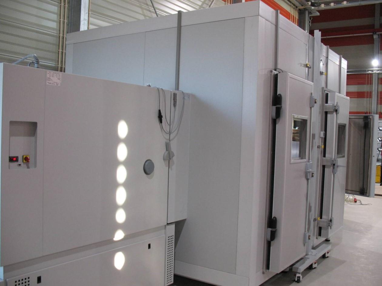 U-Value measurement Hot-Box - Aralab
